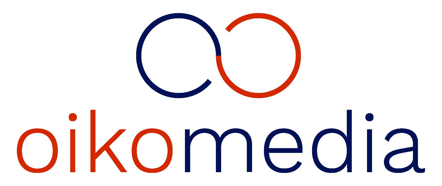 Oikomedia logo